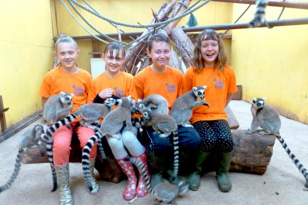 Junior Zoo Keepers