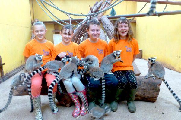 Junior Zoo Keepers