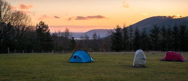 Kestrel Lodge Campsite Image