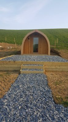 High Haume Glamping Luxury Camping Pods 2