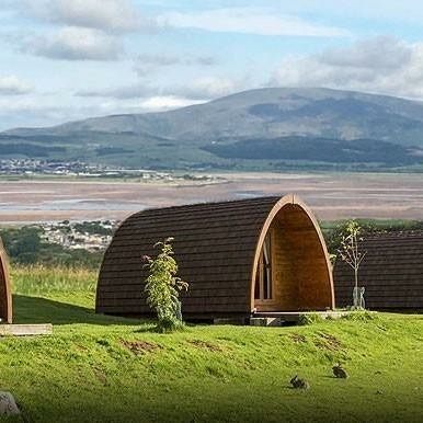 High Haume Glamping Luxury Camping Pods