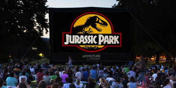 Jurassic Park Outdoor Cinema Experience at Safari Zoo