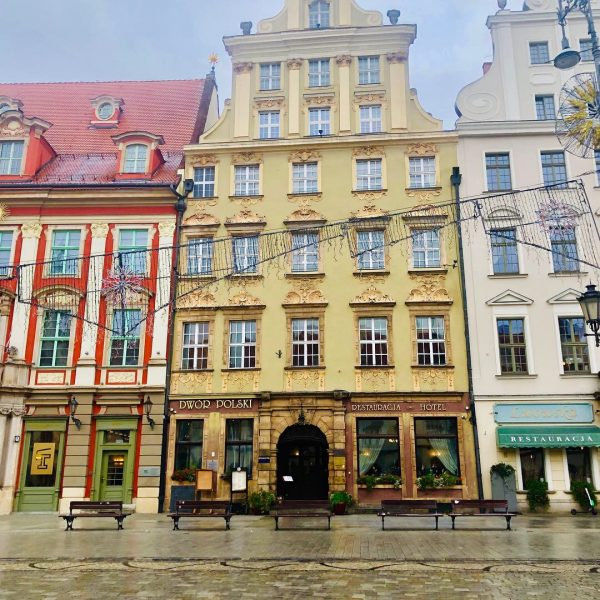 Wroclaw and World Oceans Day
